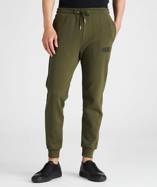 Pantalon sport P-Tary-Logo en coton picture 2