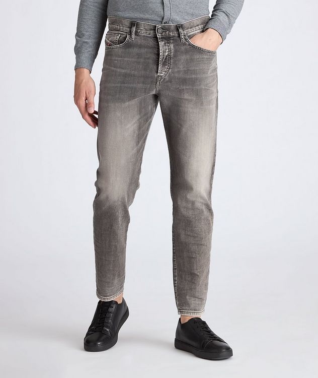 D-Fining Stretch-Cotton Jeans picture 2