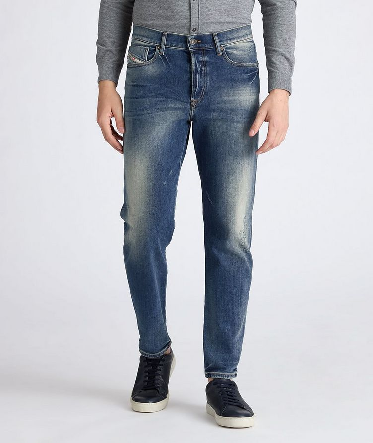 D-Fining Stretch-Cotton Jeans image 1
