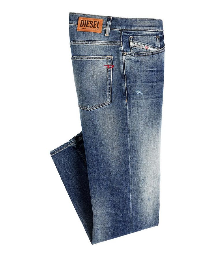 D-Fining Stretch-Cotton Jeans image 0