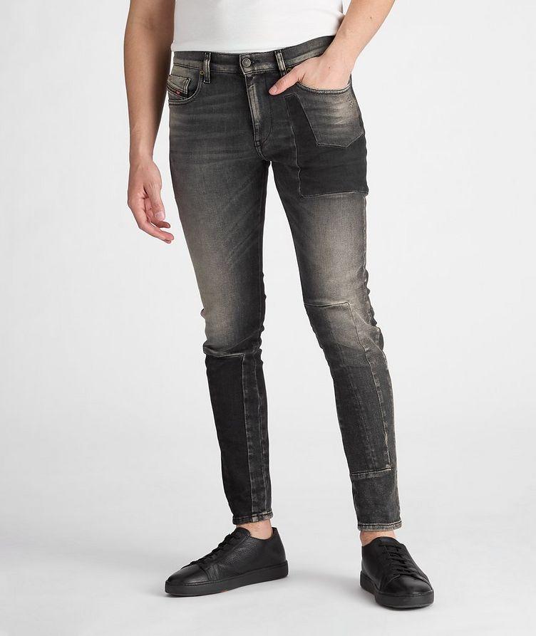 D-Strukt Slim Fit Distressed Stretch Jeans image 1