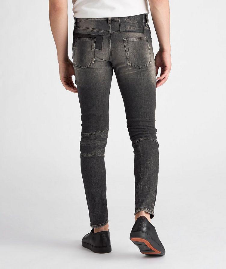 D-Strukt Slim Fit Distressed Stretch Jeans image 2