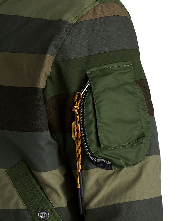 J-Upper Bomber Jacket image 2