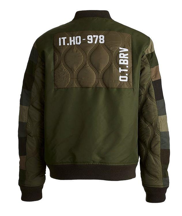 J-Upper Bomber Jacket picture 4