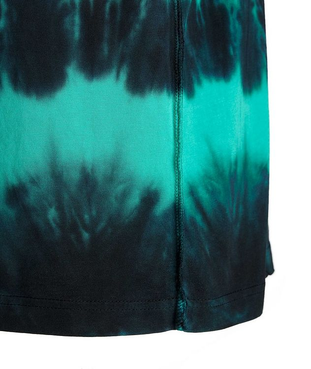 Tie-Dyed Cotton T-Shirt picture 3