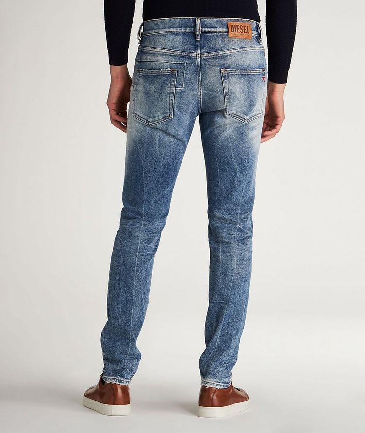 D-Strukt Slim Fit Distressed Jeans image 2
