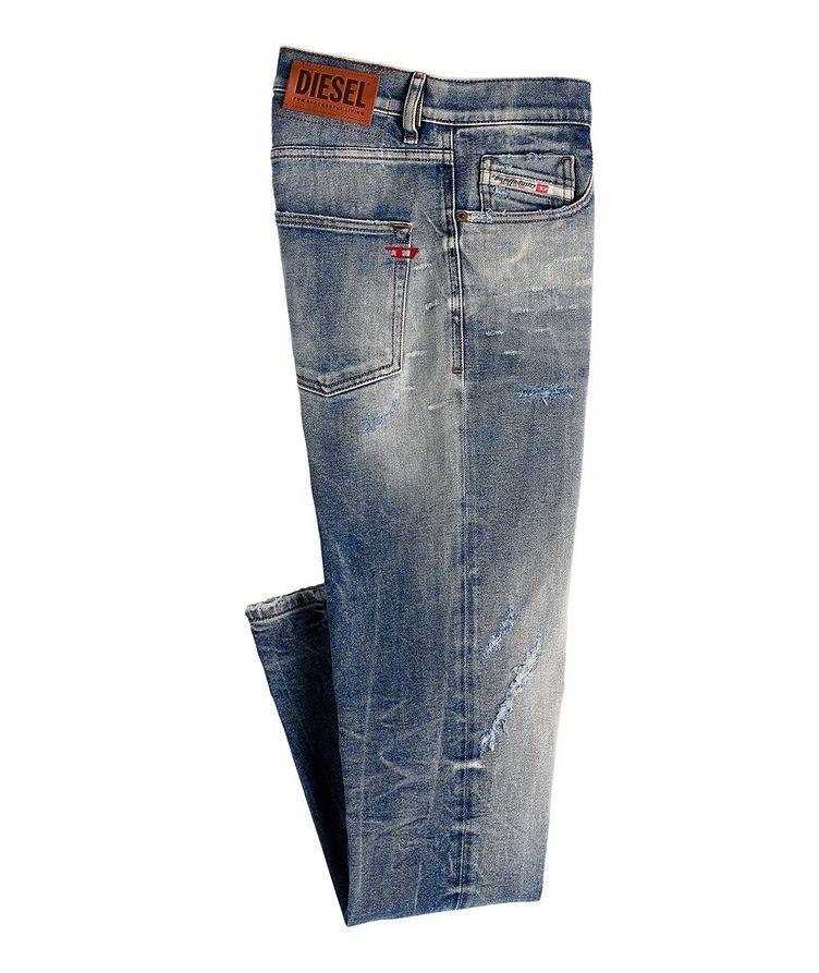 D-Strukt Slim Fit Distressed Jeans image 0