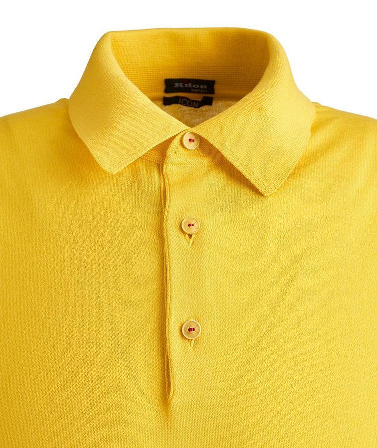 Slim-Fit Cotton Polo image 1