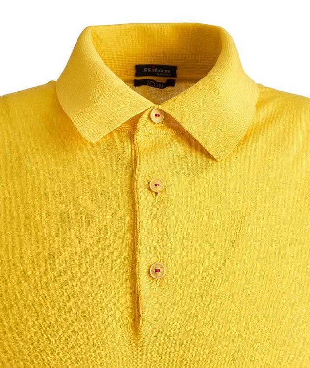 Slim-Fit Cotton Polo picture 2