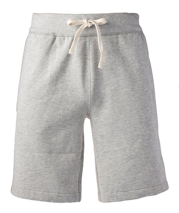 Cotton-Blend Shorts image 0