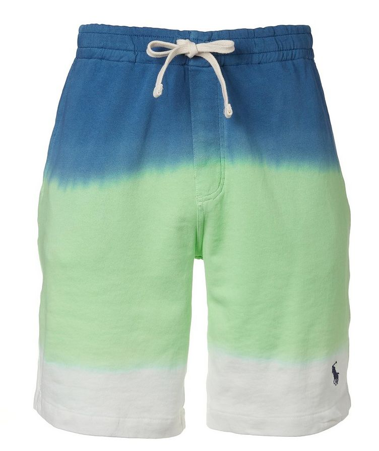Cotton Terry Shorts image 0