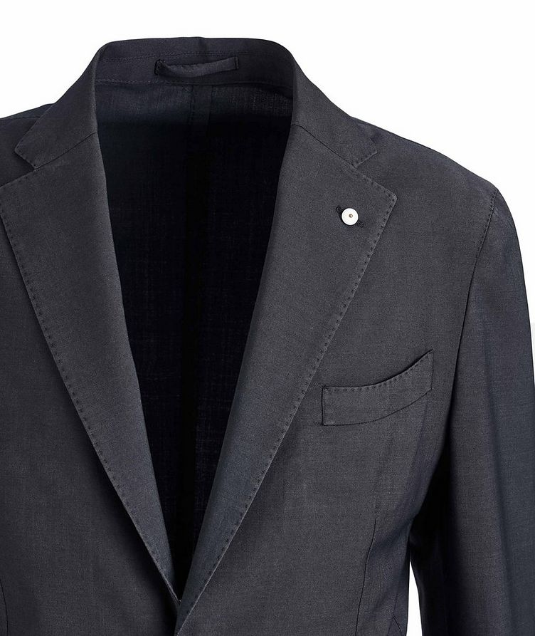 Slim-Fit Wool-Mohair Sports Jacket image 2