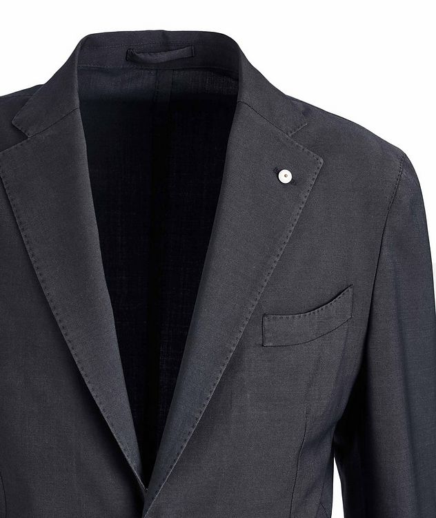 Slim-Fit Wool-Mohair Sports Jacket picture 3