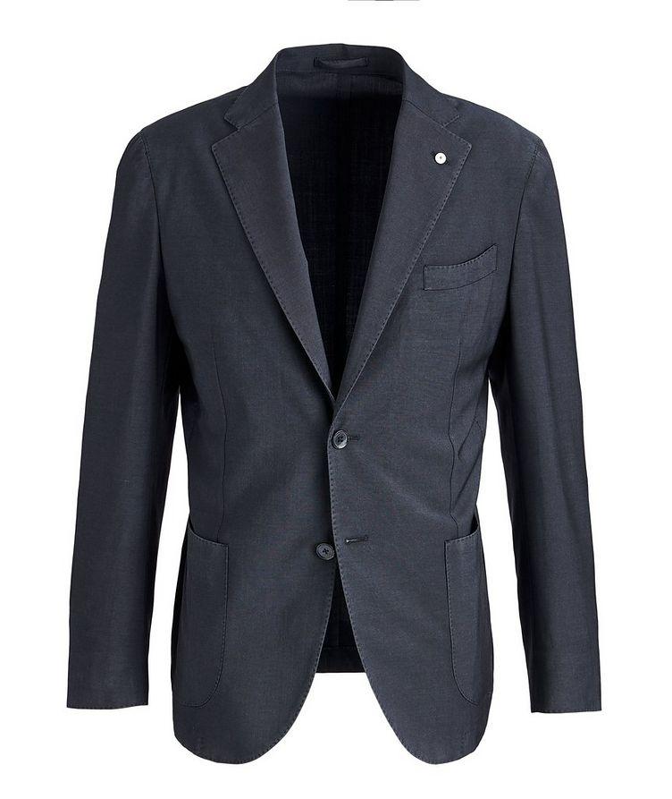 Slim-Fit Wool-Mohair Sports Jacket image 0
