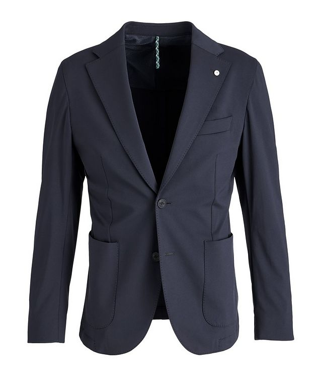 Easy Tech Soft Sports Jacket picture 1