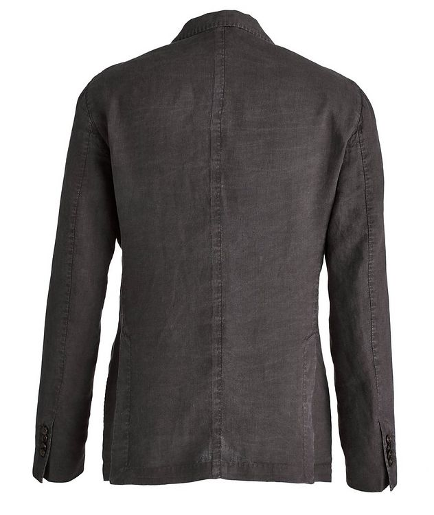 Linen Soft Structured Jacket picture 2