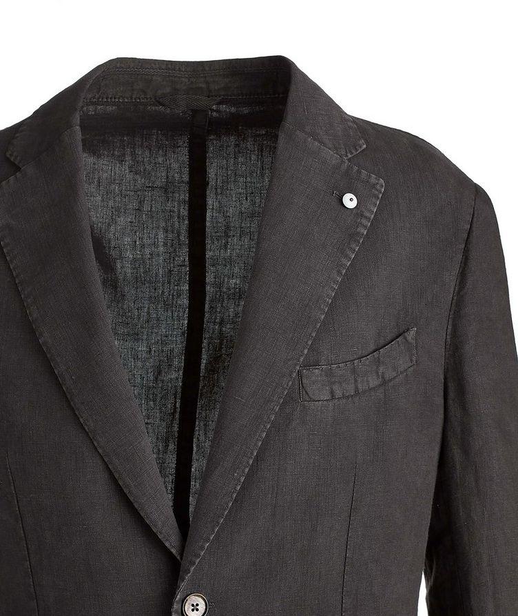 Linen Soft Structured Jacket image 2