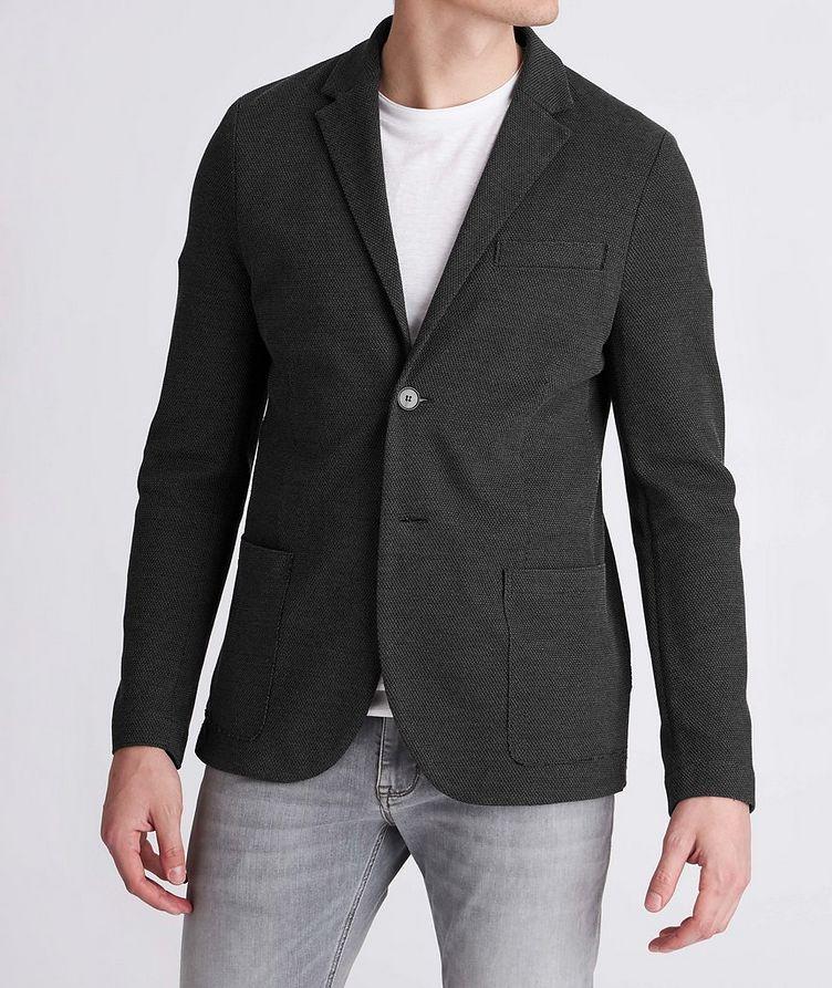 Piqué Cotton Sports Jacket image 1