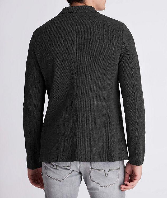 Piqué Cotton Sports Jacket picture 3