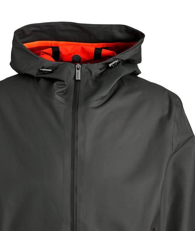 Summer Rubber Waterproof Jacket picture 3