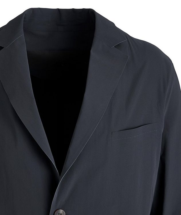 Unstructured Techno Sports Jacket picture 3