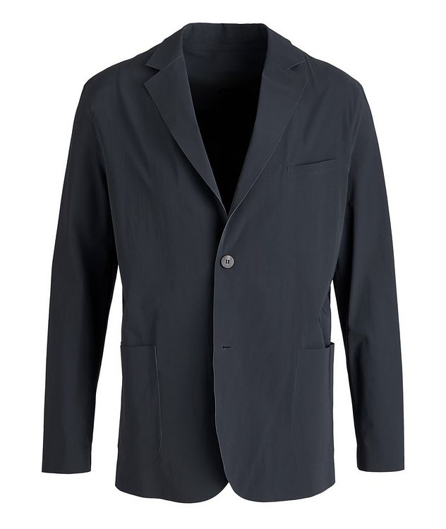 Unstructured Techno Sports Jacket picture 1