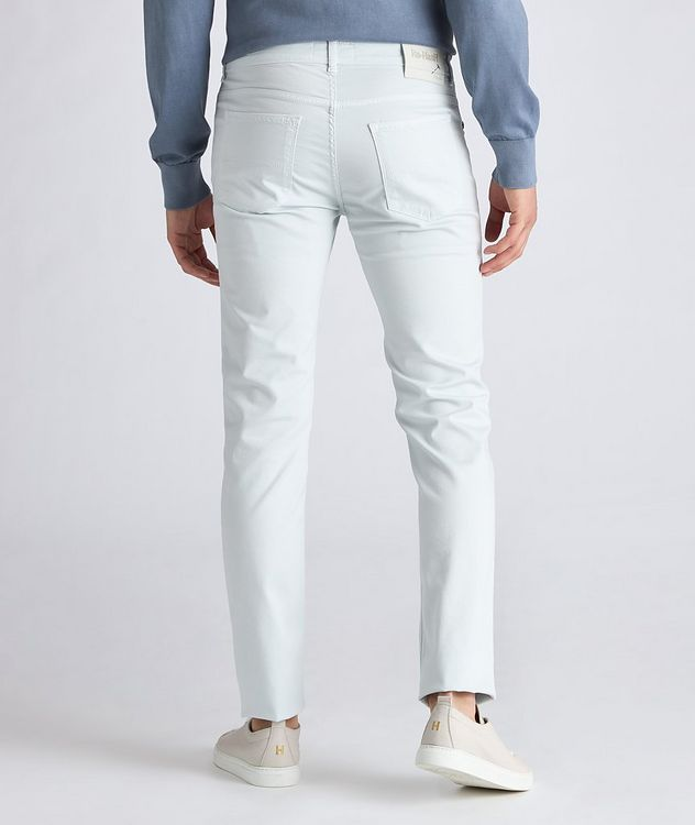 Rubens Stretch Cotton-Lyocell Jeans picture 3