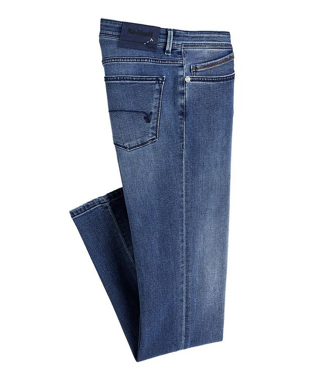 Rubens Stretch Cotton-Lyocell Jeans picture 1