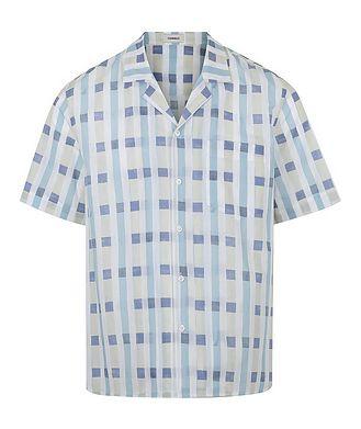 COMMAS Short-Sleeve Printed Shirt