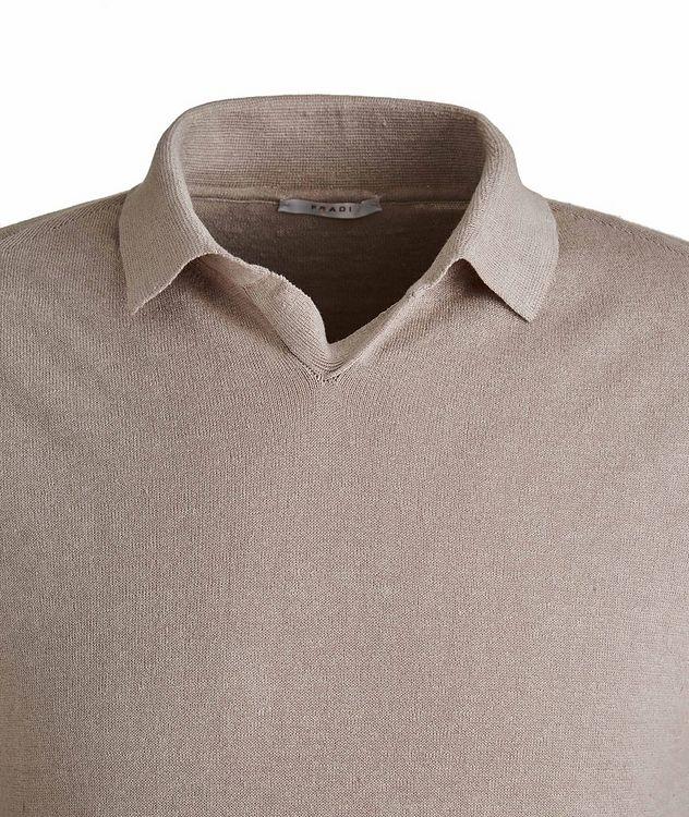 Linen-Cotton Polo picture 2