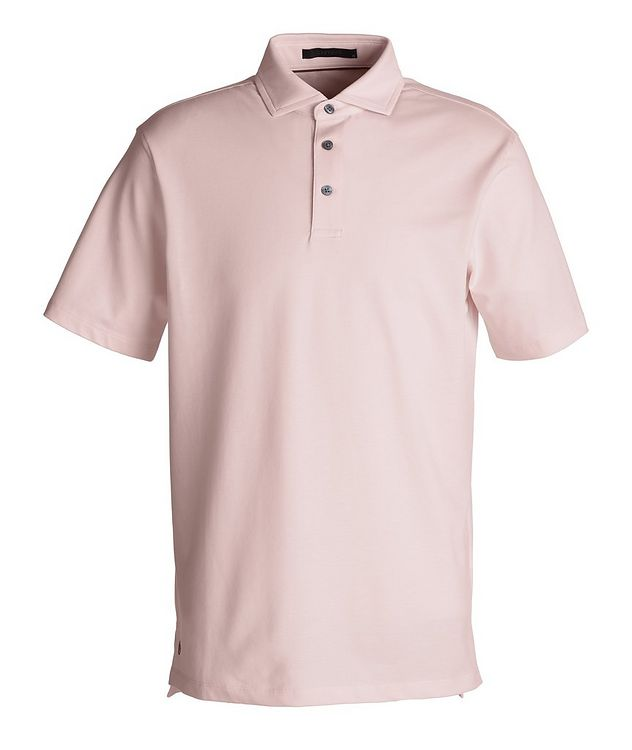 Omaha Quick Dry Stretch-Cotton Polo picture 1