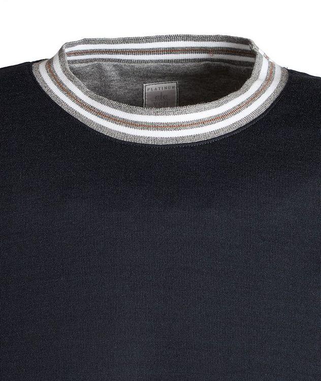 Knit Cotton T-Shirt picture 2