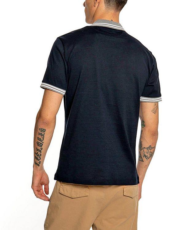 Knit Cotton T-Shirt picture 3