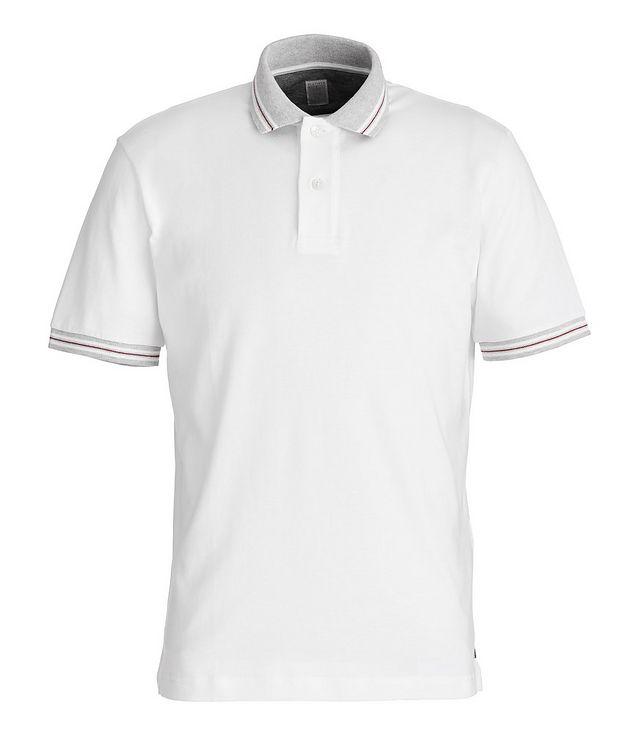 T-shirt en tricot de coton picture 1