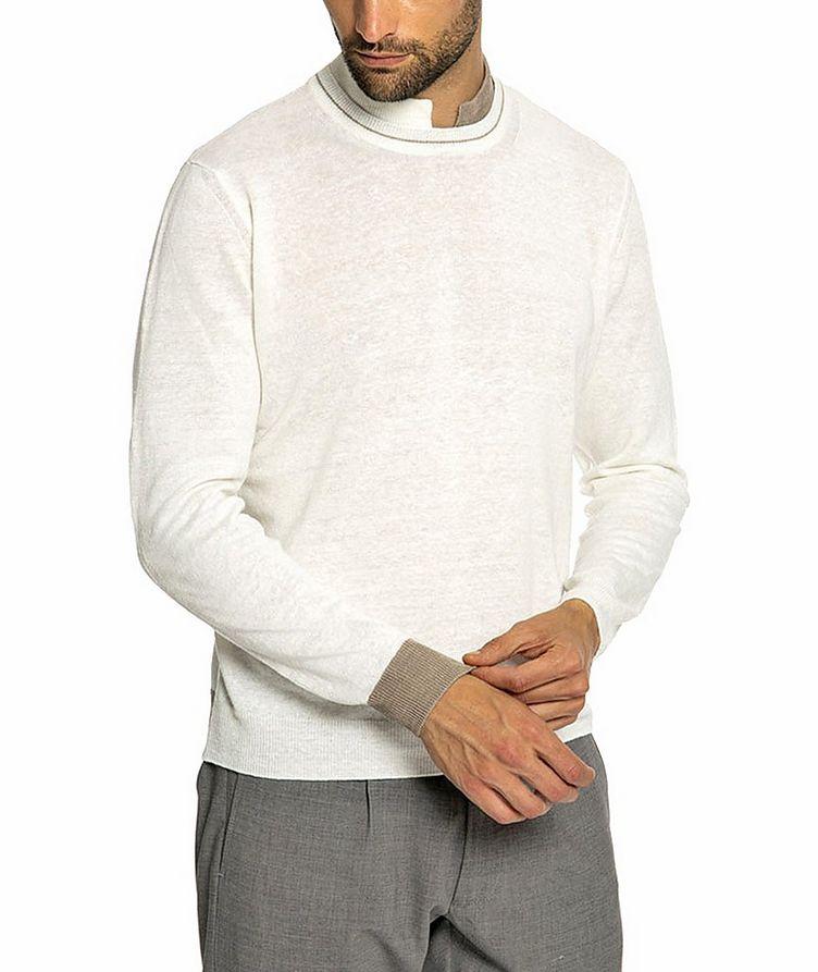 Linen Sweater image 1