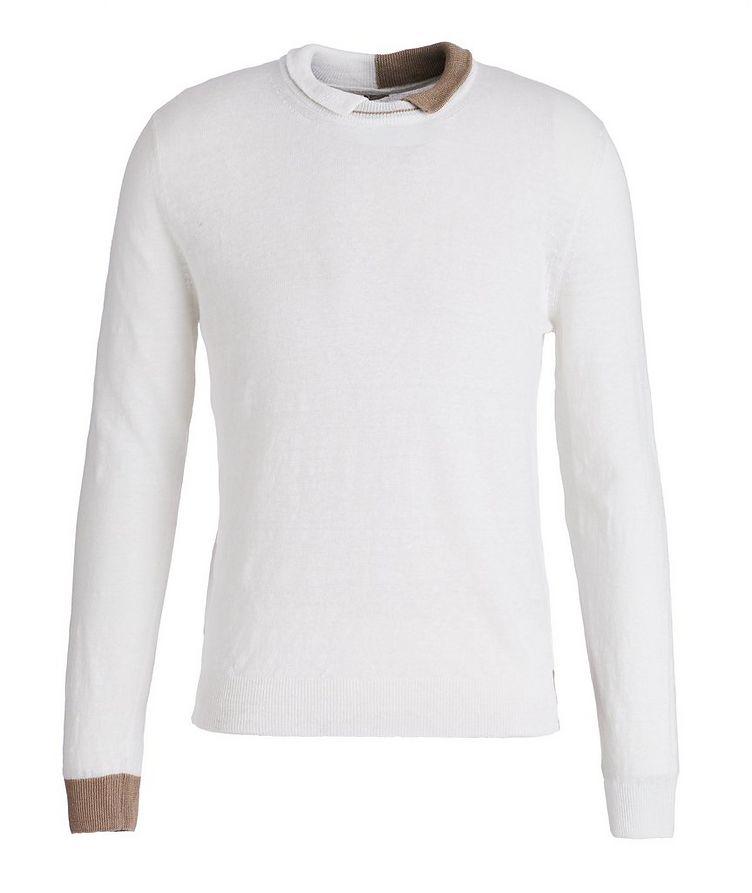 Linen Sweater image 0