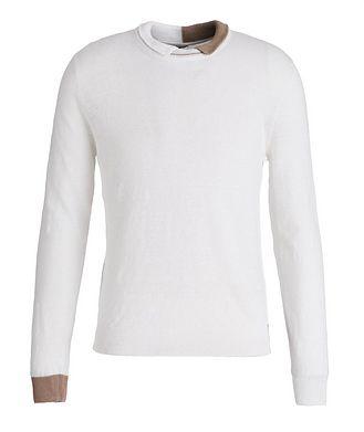 Eleventy Linen Sweater