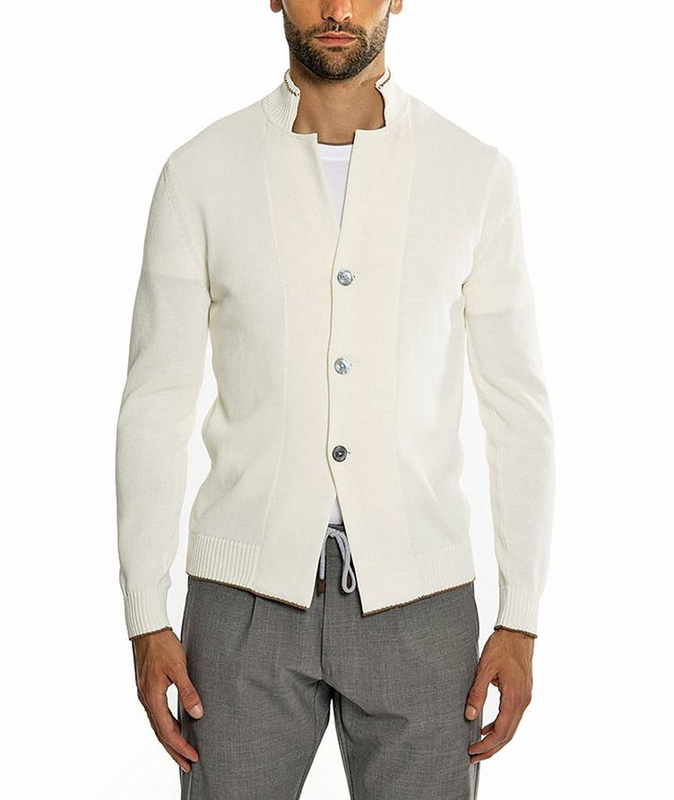 Cotton Cardigan image 0