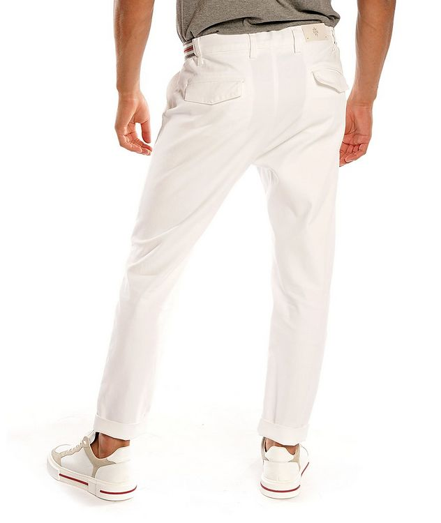 Stretch-Cotton Trousers picture 2