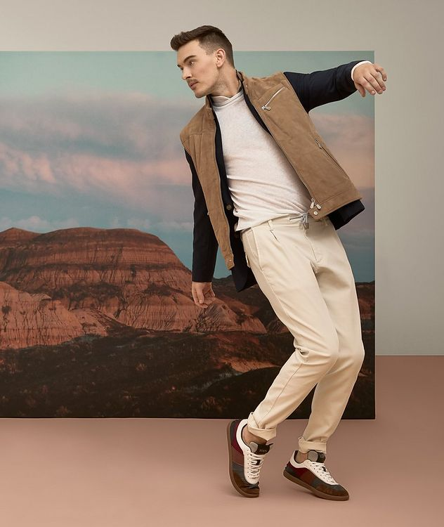 Stretch-Cotton Chinos picture 4