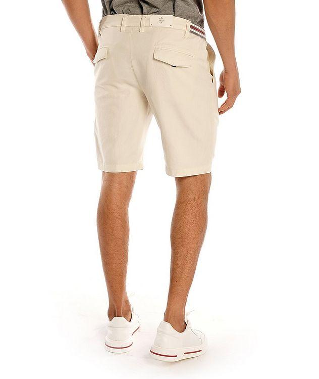 Cotton-Linen Bermuda Shorts picture 3