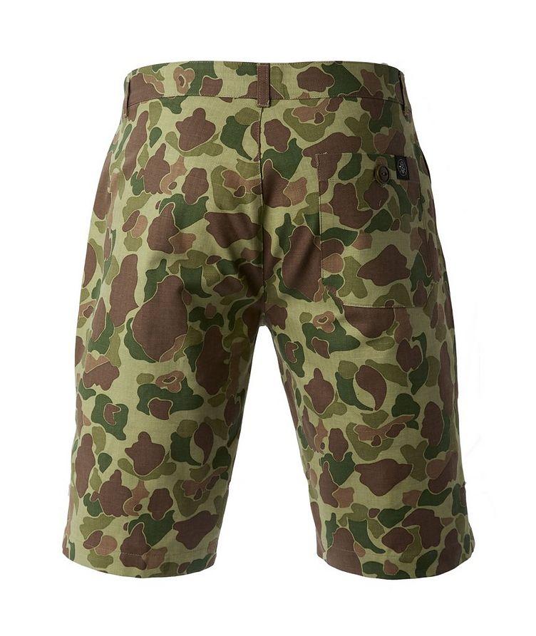 Camouflage Safari Shorts image 1