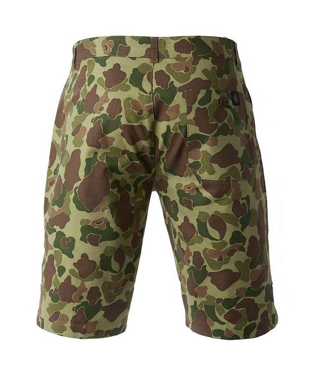 Camouflage Safari Shorts picture 2