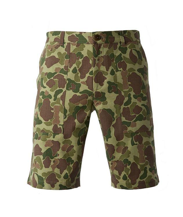 Camouflage Safari Shorts picture 1