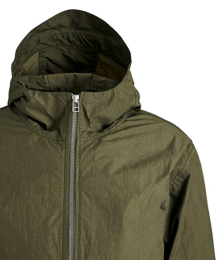 Water-Repellent Nylon Fishtail Jacket image 2