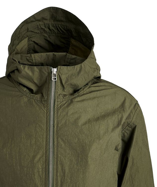 Water-Repellent Nylon Fishtail Jacket picture 3