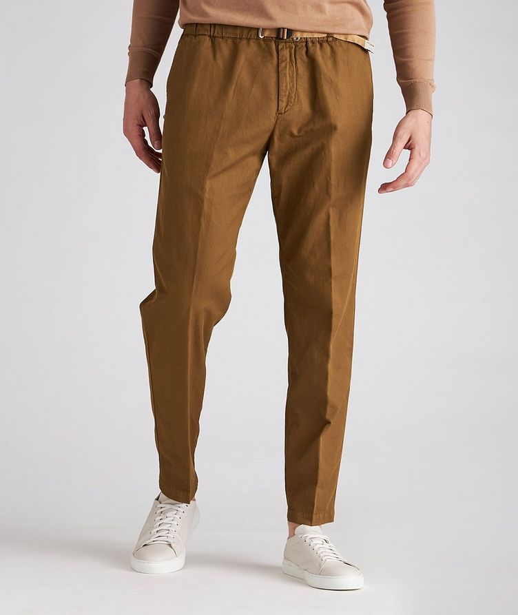 Stretch Belted Trouser image 2