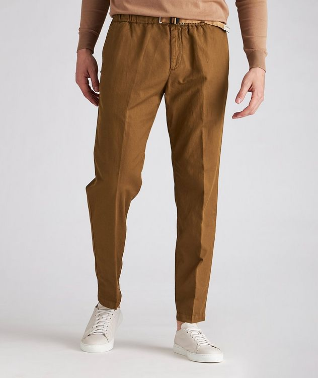 Stretch Belted Trouser picture 3