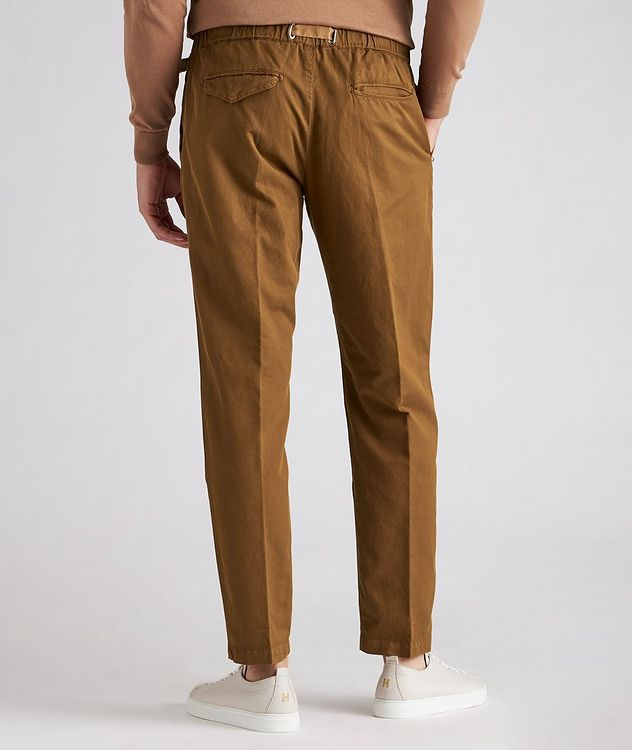 Stretch Belted Trouser picture 4