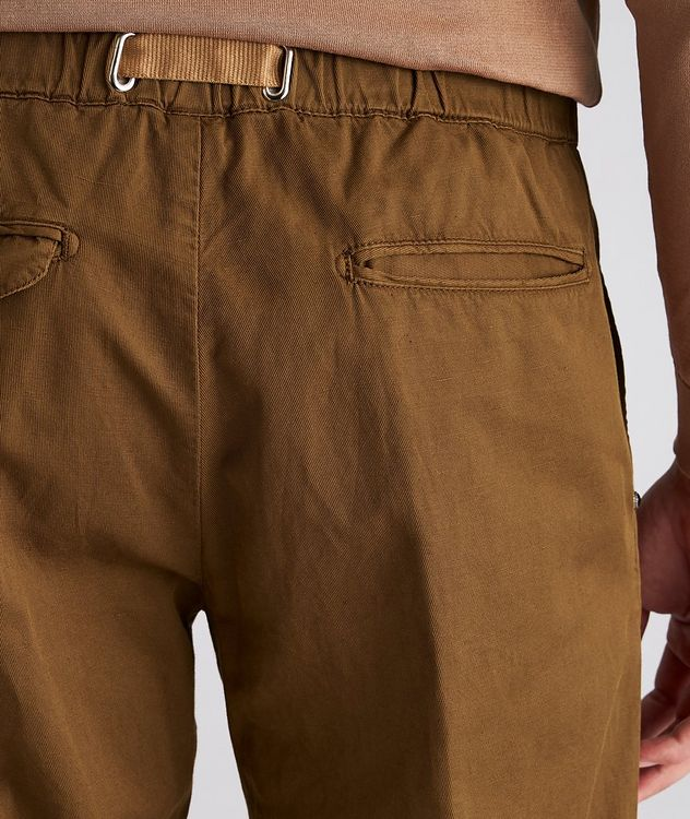 Stretch Belted Trouser picture 5